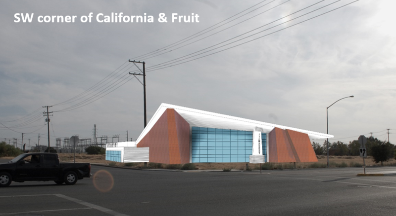 A grocery store and urban orchard is being proposed in Southwest Fresno by the group Ooooby