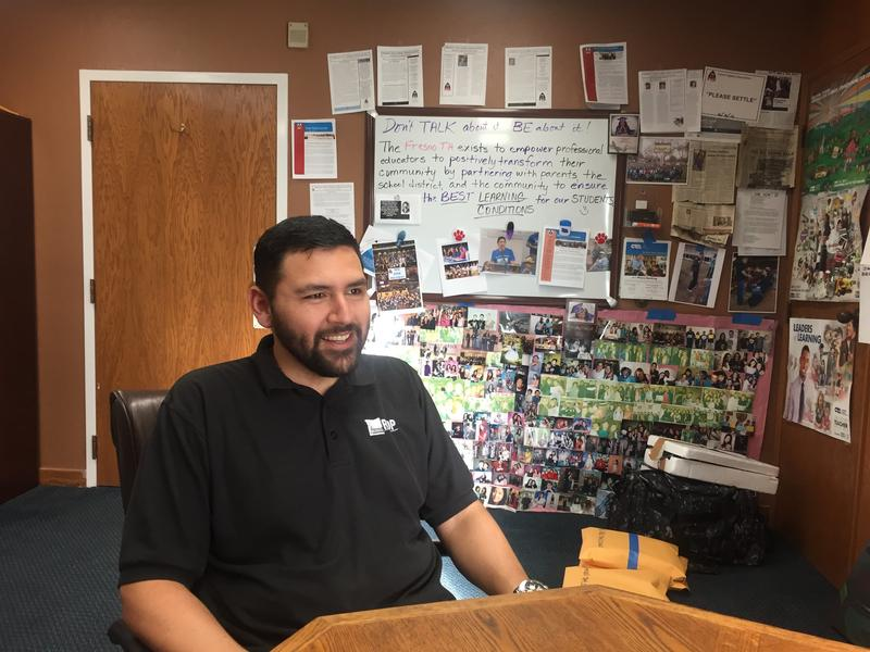 Manuel Bonilla is a teacher at McLane High School and volunteer member of the FTA bargaining team.