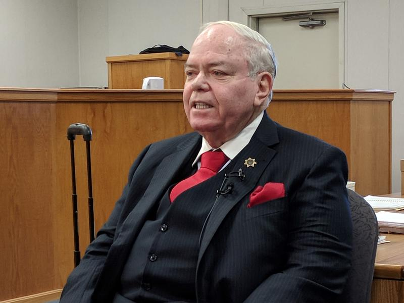 Madera County District Attorney David Linn was publicly censured in November following allegations that he had engaged in sexist, racist and lewd behavior in the workplace.