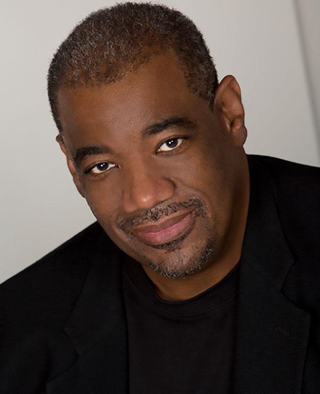 Jazz vocalist Kevin Mahogany