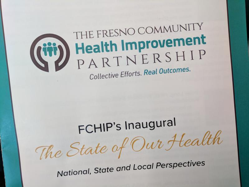 "The Fresno Community Health Improvement Partnership announced a new 10-year health improvement initiative at the county's first ever ""State of Our Health"" breakfast."