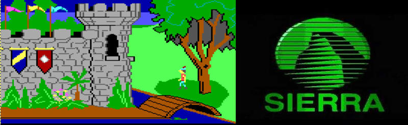 Sierra On-Line was known for adventure games like Kings Quest