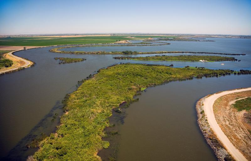 File photo of the Sacramento San Joaquin River Delta