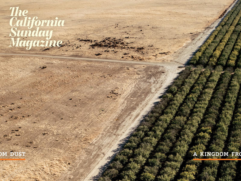 Journalist Mark Arax offers an in-depth look at the agricultural empire of Stewart and Lynda Resnick