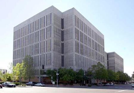 Fresno County Jail (file photo)