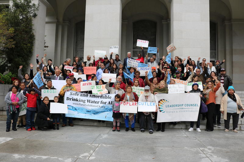 Dozens of San Joaquin Valley residents and safe drinking water advocates spoke at a hearing in Sacramento in support of Senate Bill 623, which also faces opposition across the state and in the Valley.
