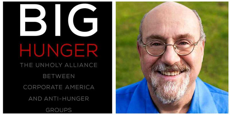Andrew Fisher is author of the book Big Hunger