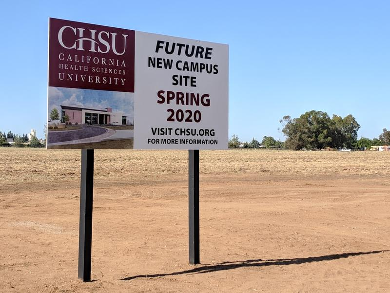 Construction is set to begin soon on a school of osteopathic medical school in Clovis.