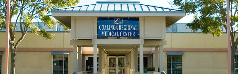 file photo - Coalinga Regional Medical Center