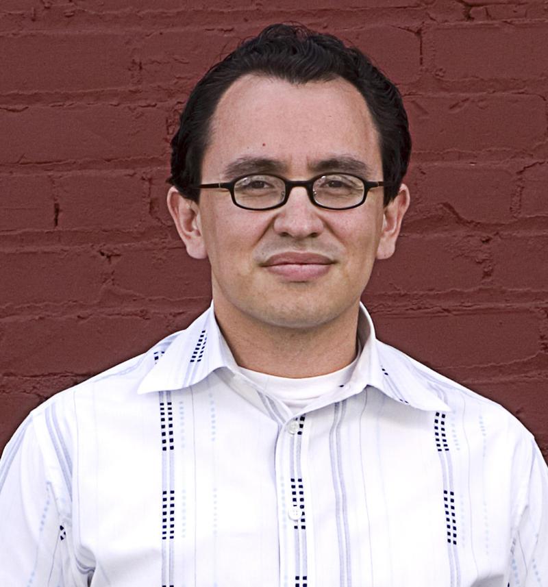 Journalist and author Gustavo Arellano