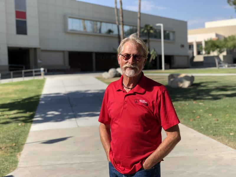 Ray Purcell used to work in private practice and hospitals, but today he's the director of Student Health at Bakersfield College. He left nursing in part because he was tired of experiencing incivility from peers and patients.