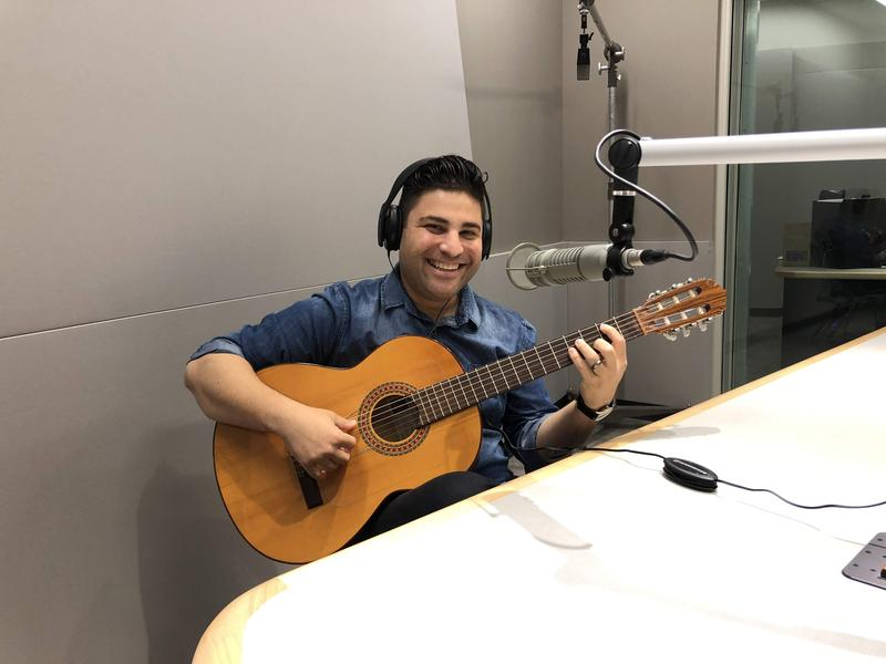 "Omar Naré gave us a preview of ""Hecho En Fresno,"" the upcoming event at Arte Américas featuring modern and traditional Latin American music and dance."