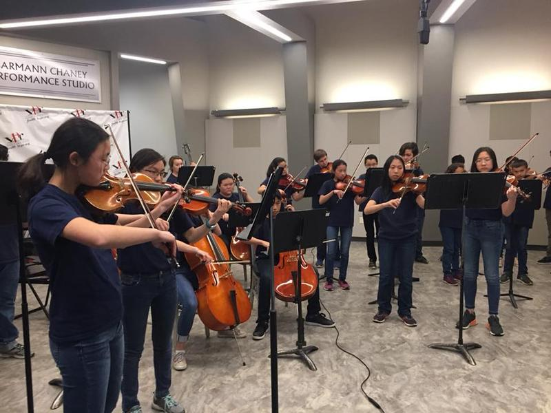 Strolling Strings of Panama-Buena Vista Union School District in Bakersfield