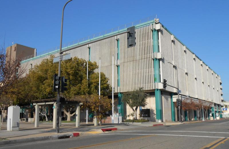 The city of Fresno hopes to transform a vacant city-owned department store building into a new public market