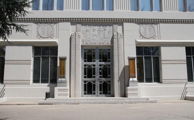 Fresno's Art Deco County Hall of Records was recently added to the National Register of Historic Places