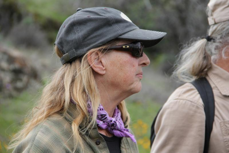 Cindy Lorente, who lives near the preserve, said age or fitness level shouldn't keep Valley residents from visiting the preserve.