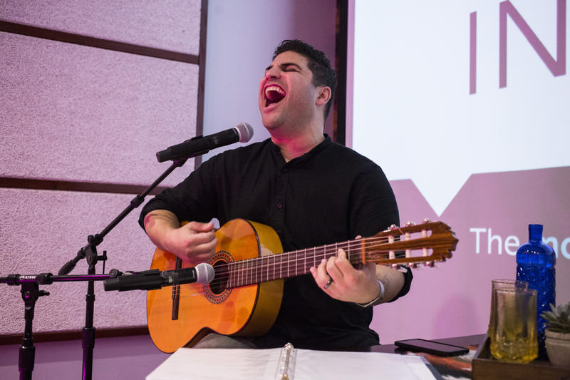 Omar Nare incorporates elements of jazz, soul and funk into new interpretations of classic mariachi songs