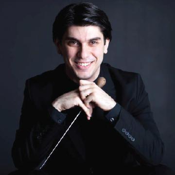 Conductor Aram Demirjian