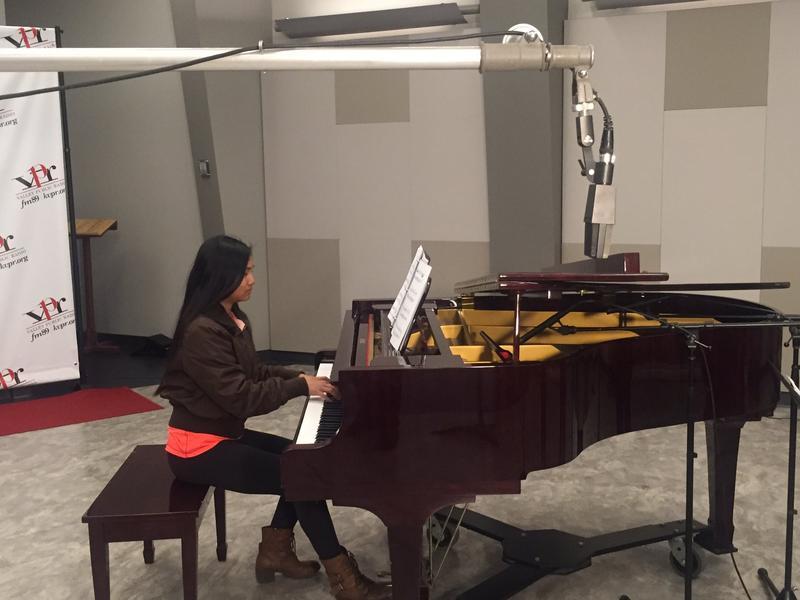 Piano soloist Mylan Biltz