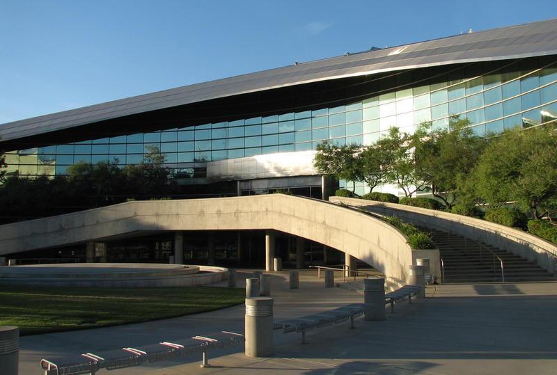 Fresno City Hall (file photo)