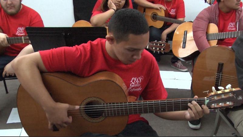 The Lindsay Guitars