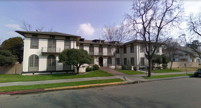 Photo of Y.W.C.A. Residence Hall