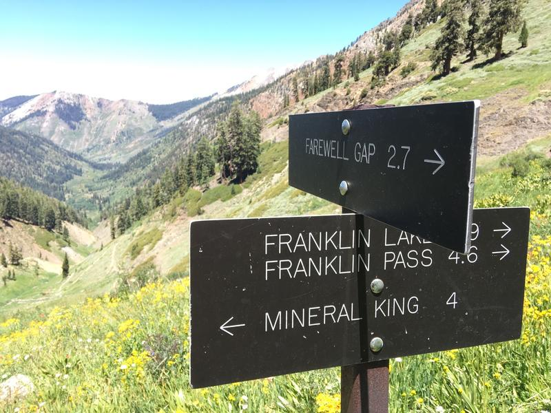 Mineral King, Sequoia National Park