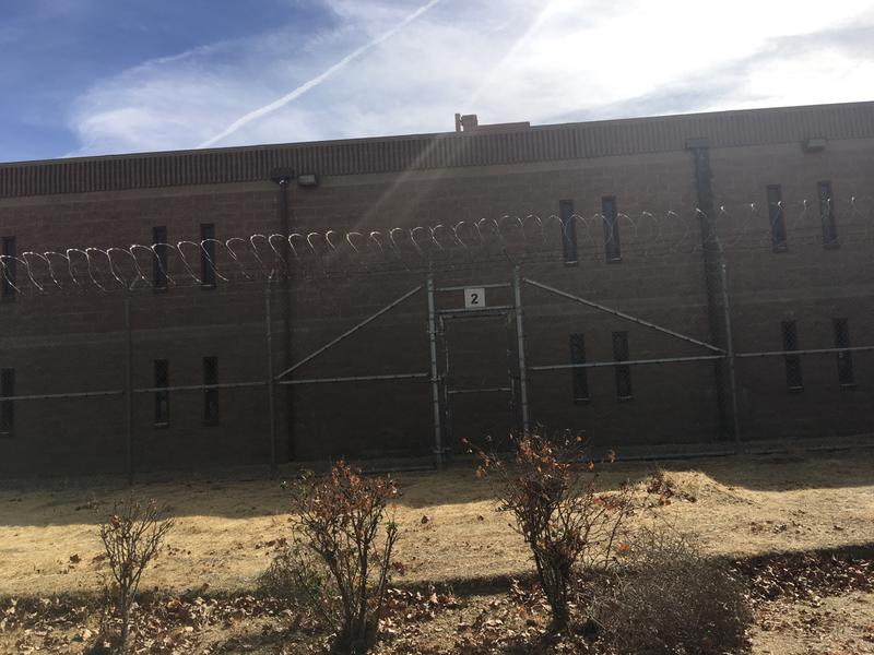 A prison is a perfect spot for cannabis facility. It's guarded by tall fences, razor wire and security cameras.