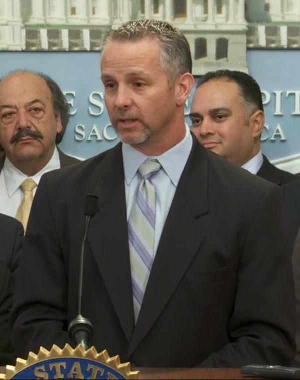 Republican State Senator Anthony Cannella