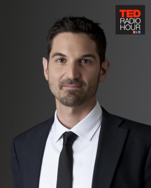TED Radio Hour host Guy Raz
