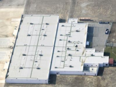 The GEO Group's Golden State Modified Community Correctional Facility in McFarland, CA.