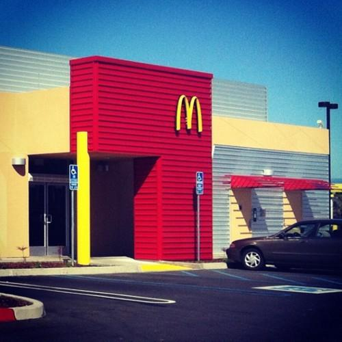 McDonalds (file photo)