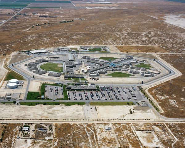 North Kern State Prison near Delano (file photo)