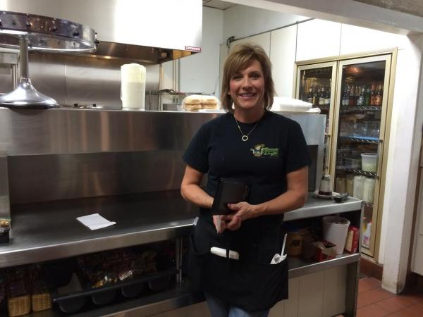 LaVonne Allen is the owner of Farmer's Daughter restaurant in Firebaugh.
