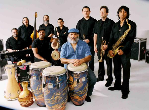 Latin jazz legend Poncho Sanchez and his band headline the opening night of the 28th annual Bakersfield Jazz Festival
