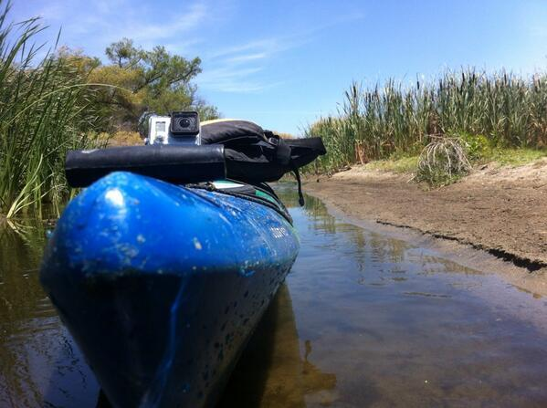 CNN's John D. Sutter is on a quest to kayak the San Joaquin River from Friant Dam near Fresno to San Francisco Bay.
