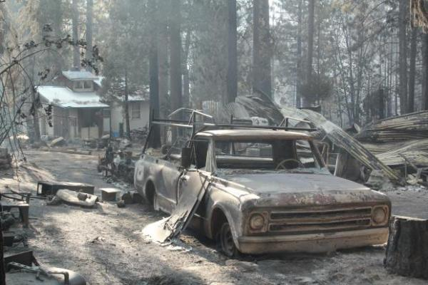 The blaze engulfed more than 250 thousand acres, costing around $127 million to fight the Rim Fire.