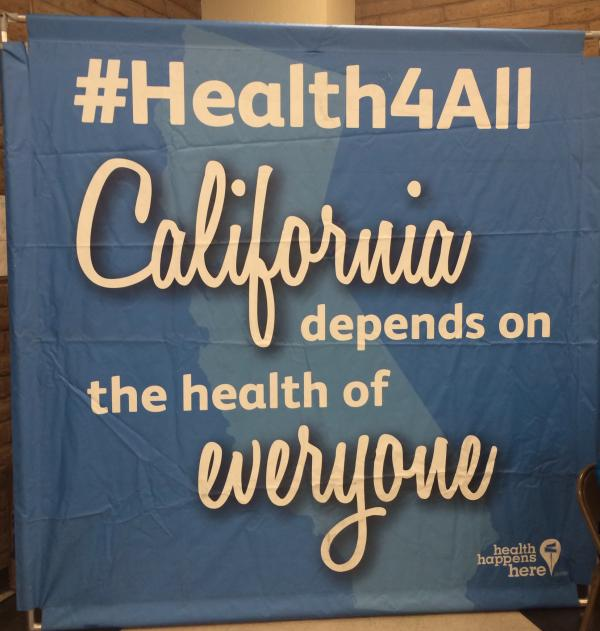 Building Healthy Communities, an activist group in Fresno County, is rallying for health care for all county residents.