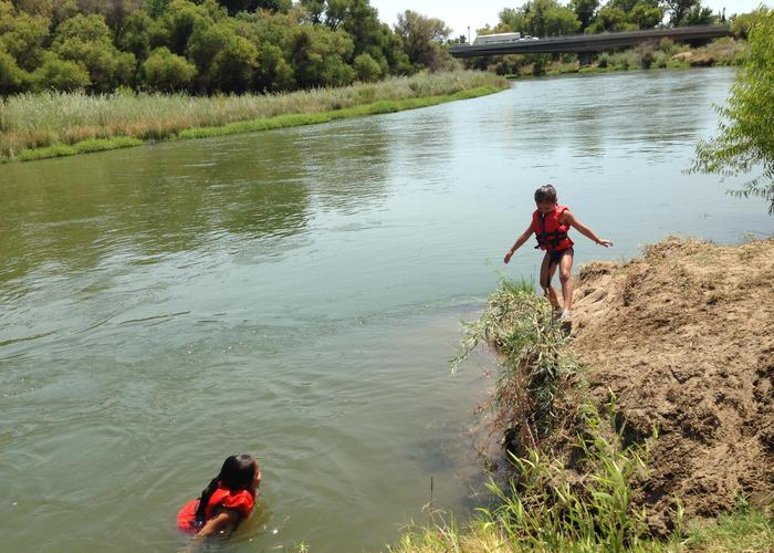 Could climate change halt salmon restoration on the san for San joaquin river fishing