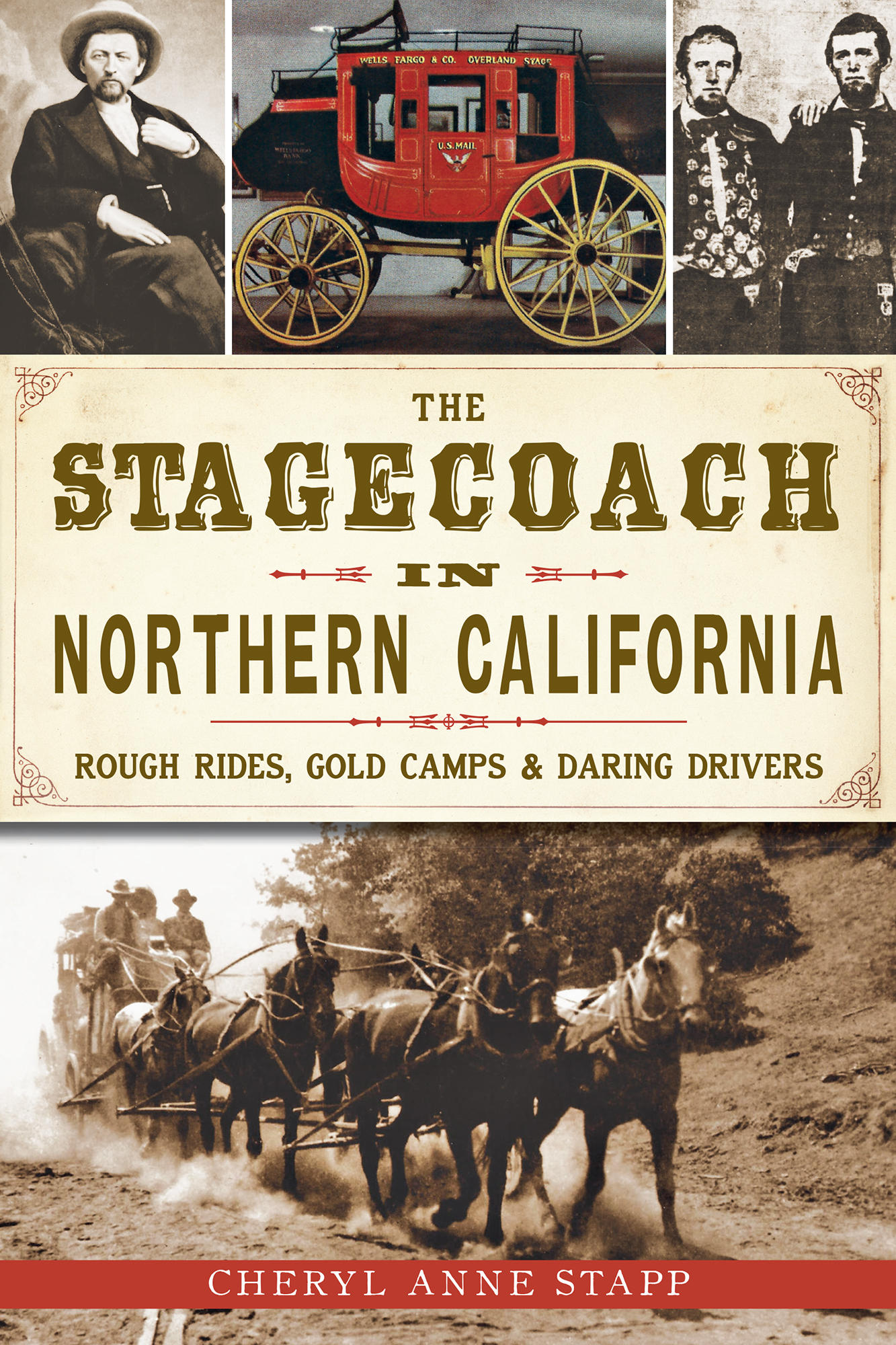 New book tells story of early california stagecoach days for Northern california summer camps