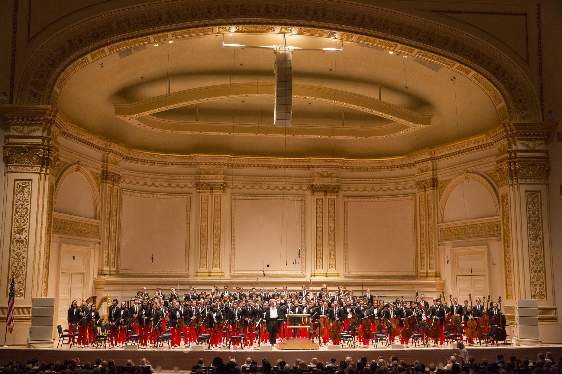 new season of carnegie hall live 2018 comes to valley public radio