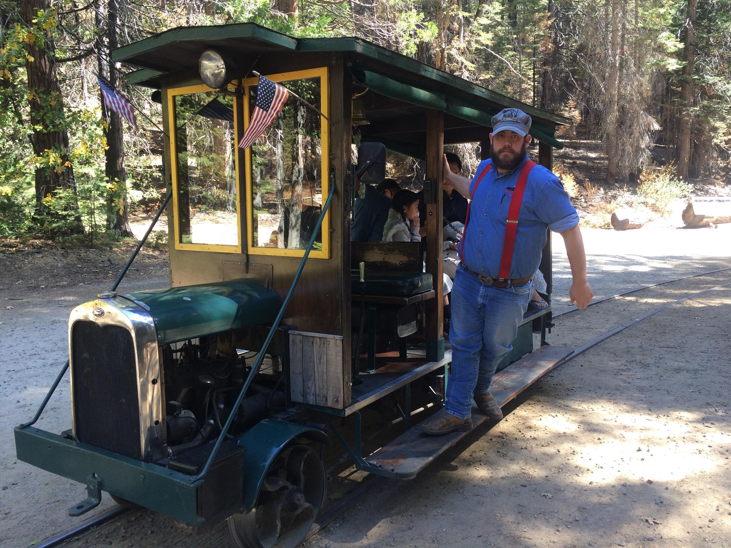Yosemite Mountain Sugar Pine Railroad Bounces Back After ...