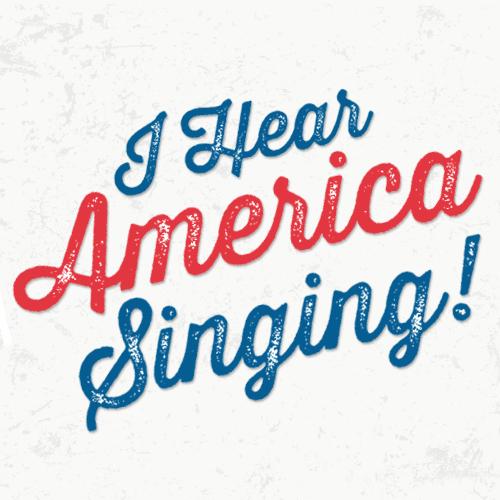 i hear america singing walt whitman essay