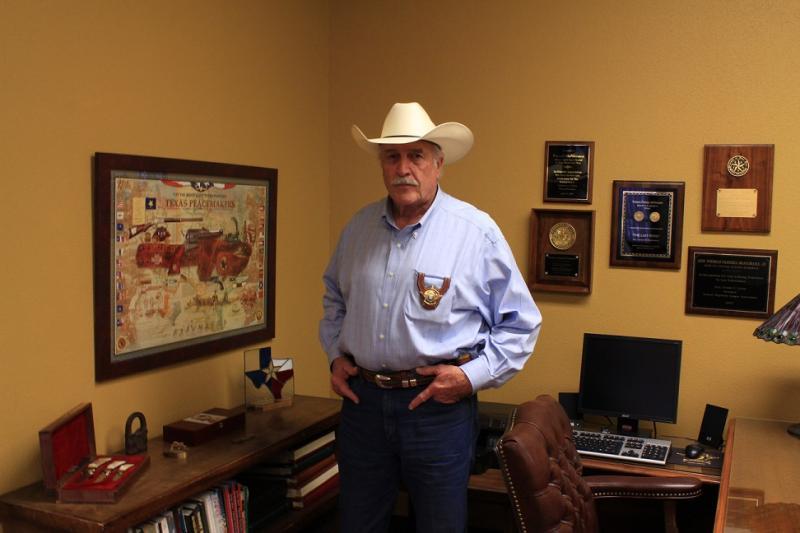 McLennan County Sheriff Parnell McNamara