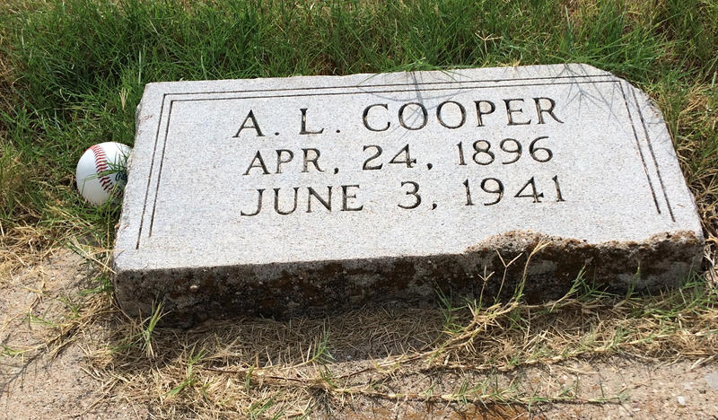 Waco native, Andy Cooper is arguably considered one of the greatest left-handed pitchers of his time. While accepted into the Hall of Fame, his name isn't included in the Texas Sports Hall of Fame, just miles from where he's buried today.