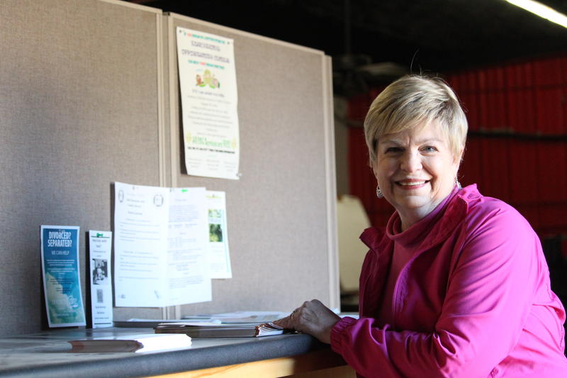 Barbra Williams retired from teaching in rural districts and almost immediately found herself battling breast cancer. These days, she's recovering and does volunteer work at CAN Help, a community thrift shop in Sulphur Springs.