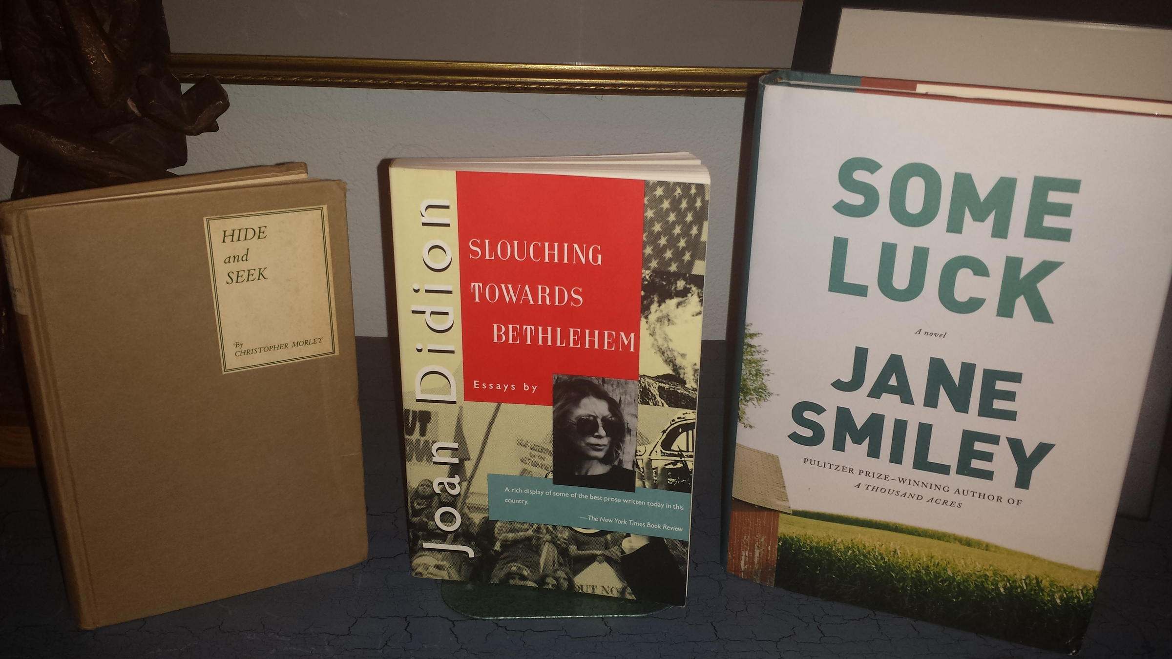 likely stories slouching towards bethlehem by joan didion  likely stories slouching towards bethlehem by joan didion