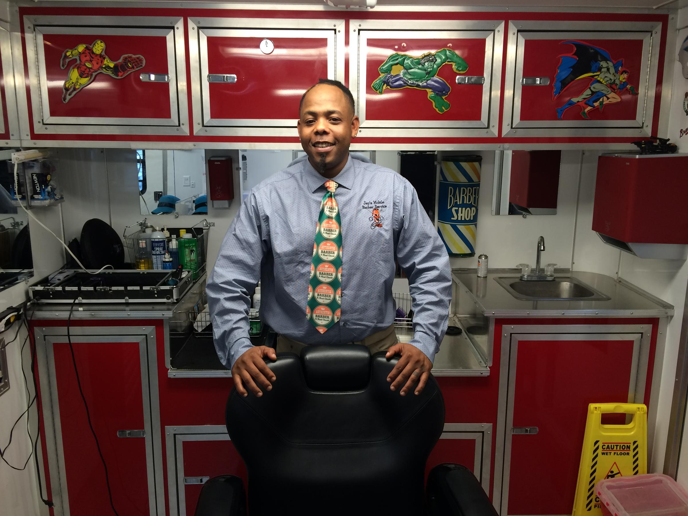 You Can Now Get Your Haircut To Go With Mobile Barbershops Kwbu