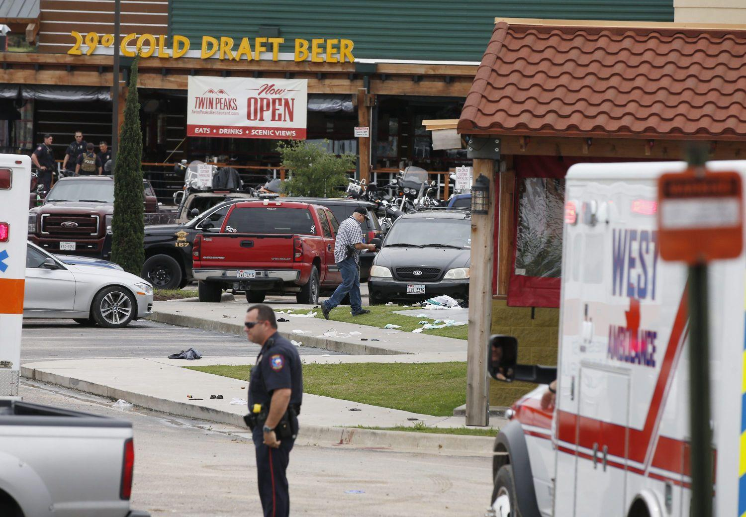 Leaked Docs Show Waco Police Knew Potential For Violence Ahead Of - Twin peaks car show