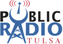 Public Radio Tulsa logo